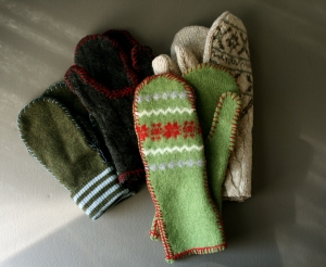 Mittens for Christmas